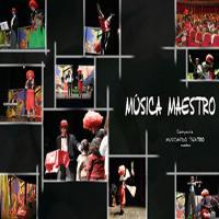 Cartel Música Maestro