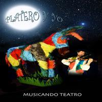 Cartel Platero y Yo - Fantasía